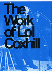 The work of Lol Coxhill cover image